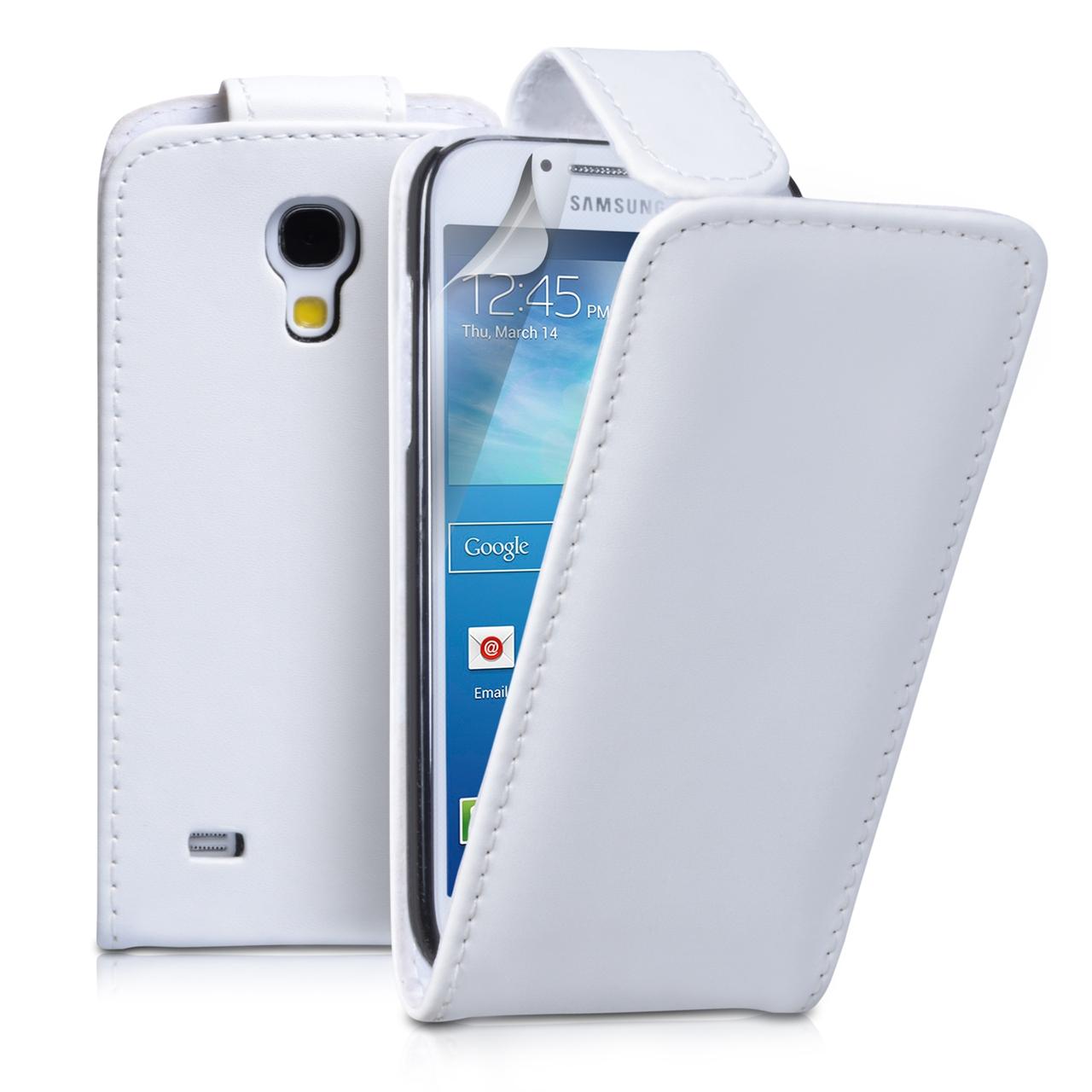 Coque personnalisée Galaxy S5 à rabat avec photo et texte