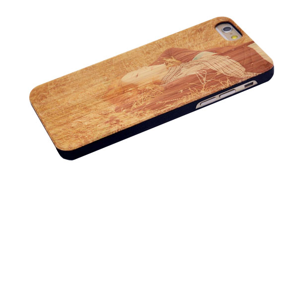 iPhone 6(S) wooden case