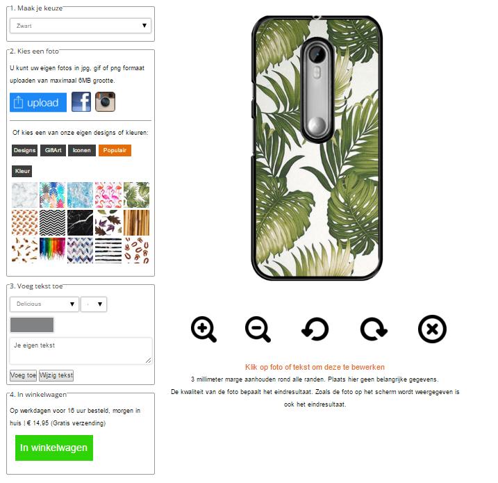 Coque Motorola Moto G 3è Gen