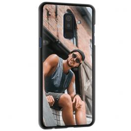 Samsung Galaxy A6 PLUS 2018 - Coque Silicone Personnalisée