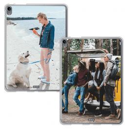 iPad Pro 12.9 2018 (3rd Gen) - Coque Silicone Personnalisée