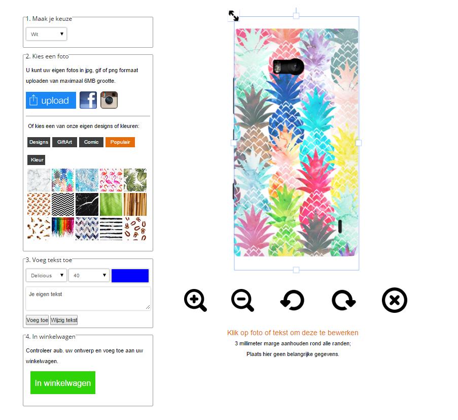 Coque personnalisée Nokia Lumia 930