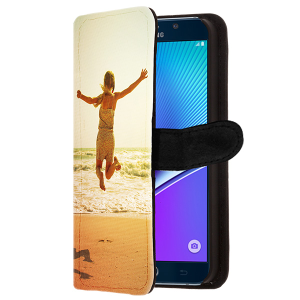 Samsung Galaxy Note 5 walletcase ontwerpen