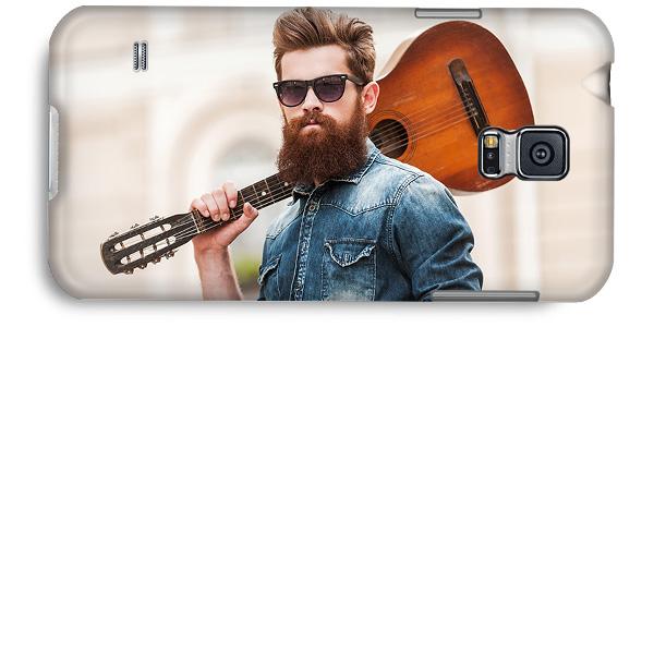 Samsung Galaxy S5 Hardcase hoesje met foto