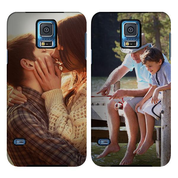 Samsung Galaxy S5 hoesje maken