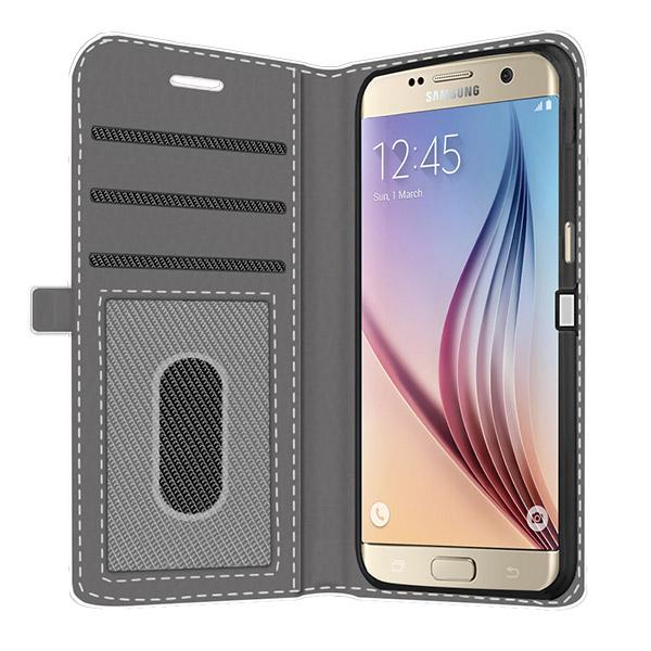 Samsung portemonnee hoesje maken