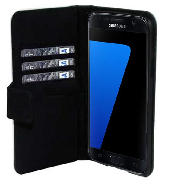 Samsung Galaxy S7 Edge portemonnee hoesje maken