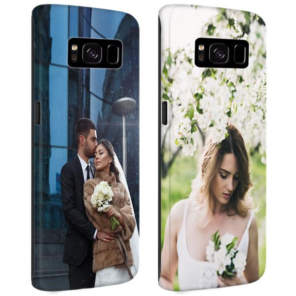 Galaxy S8 PLUS met foto