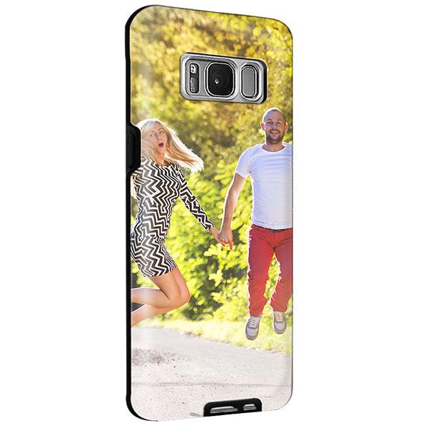 Samsung Galaxy S8 plus hoesje met foto