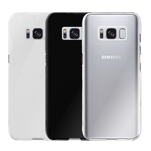 galaxy S8 softcase met foto
