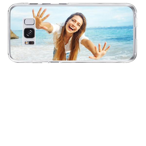 Galaxy S8 softcase maken
