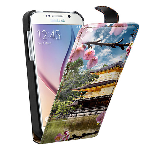Galaxy S6 Flipcase hoesje maken
