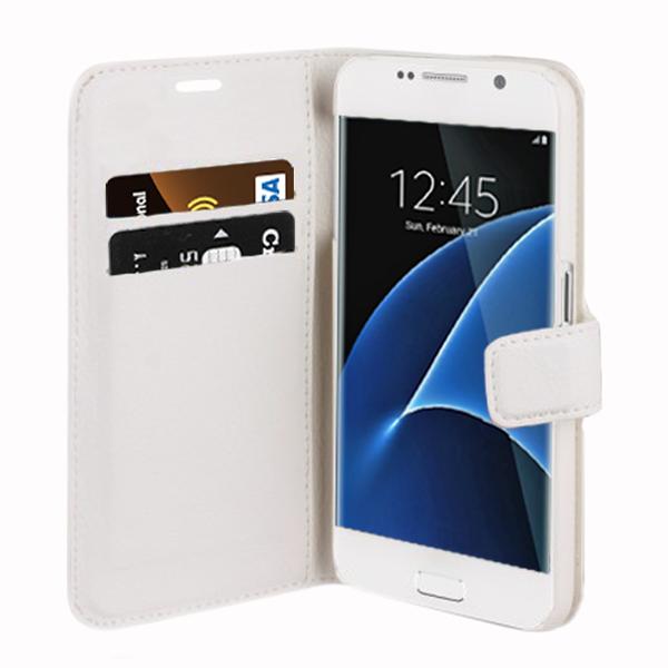 coque portefeuille personnalisée Galaxy S7