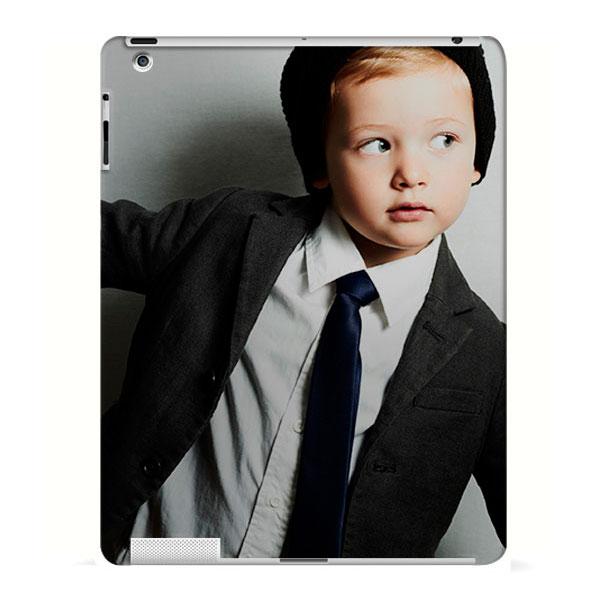 iPad 1/2/3 hardcase rondom bedrukt