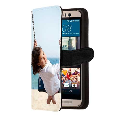 HTC One M9 hoesje ontwerpen