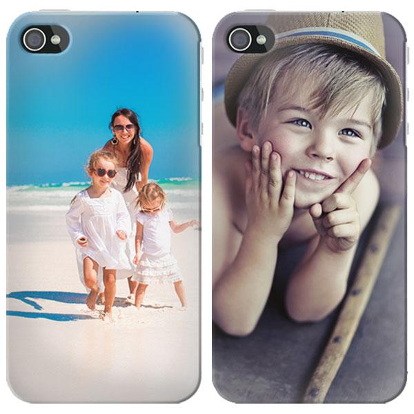 Coque personnalisée iPhone 4 et 4s en silicone