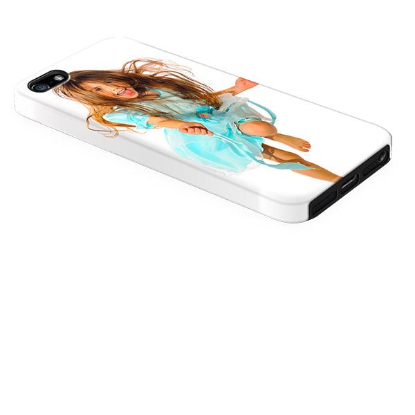 iPhone 5 hoesje met eigen foto