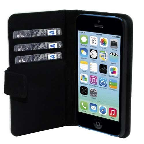 iPhone 5C portemonnee hoesje maken