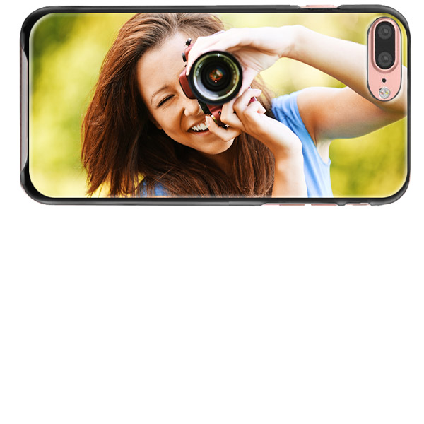 iPhone 7 plus softcase met foto