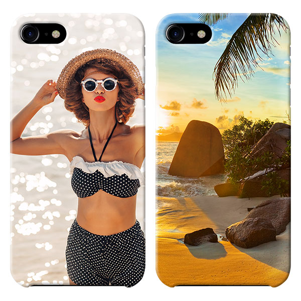 iPhone 7 hardcase met foto