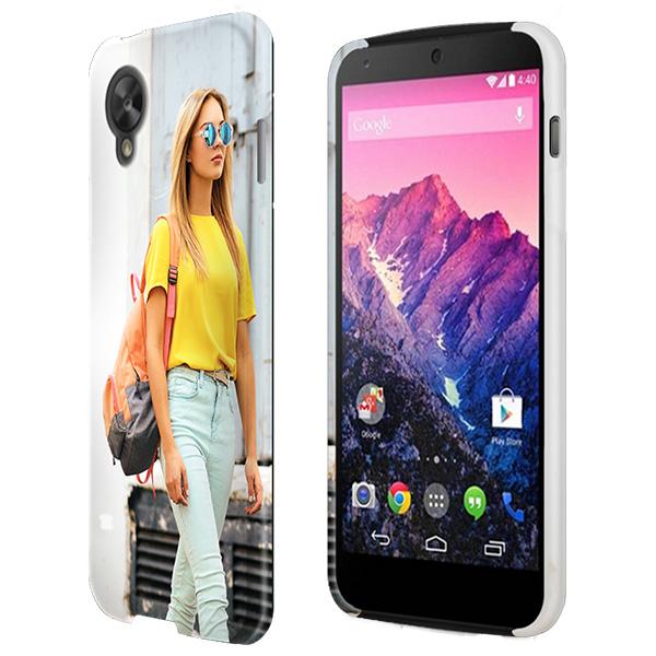 coque personnalisée rigide LG Nexus 5