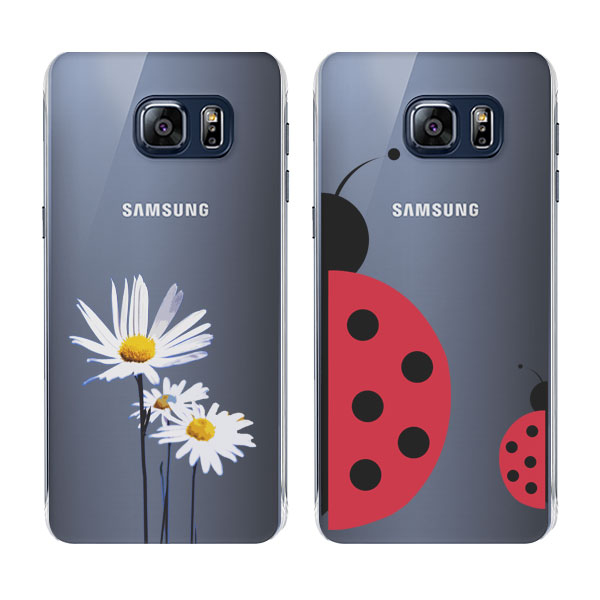 galaxy S6 Edge Plus hardcase met foto