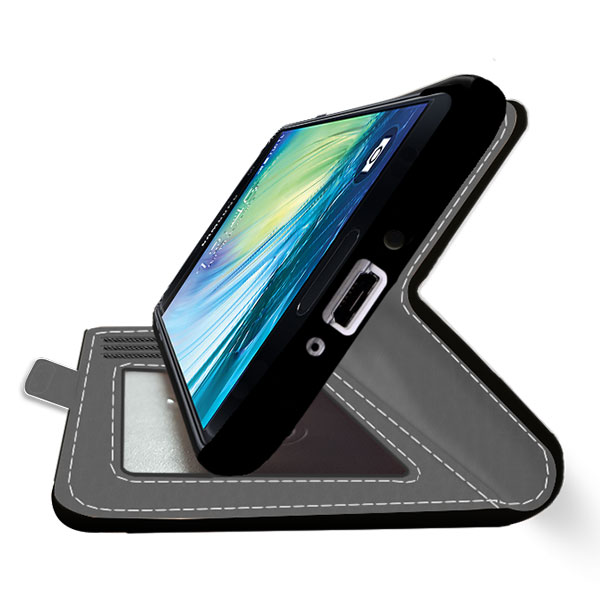 Galaxy A5 walletcase ontwerpen