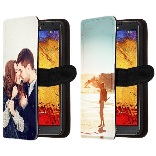 coque portefeuille personnalisée Samsung Galaxy Note 3