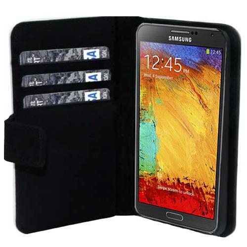 Samsung Galaxy Note 3 portemonneehoesje maken