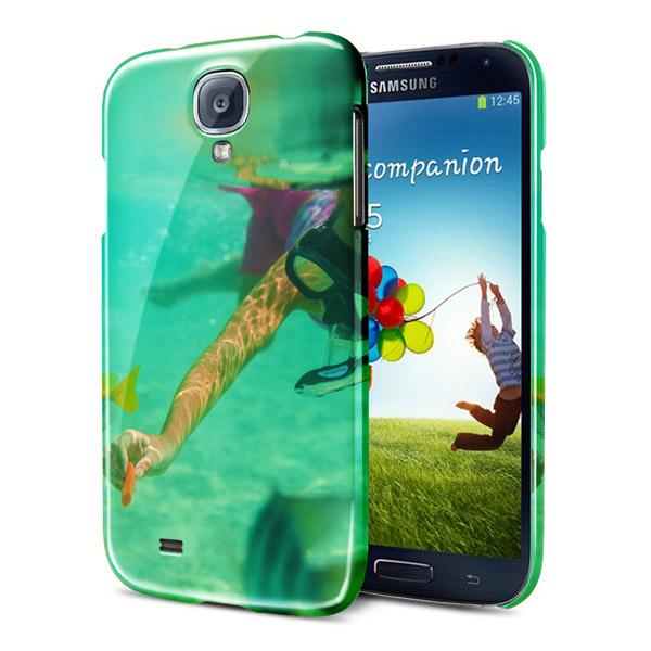 Samsung Galaxy S4 mini Hardcase hoesje met foto
