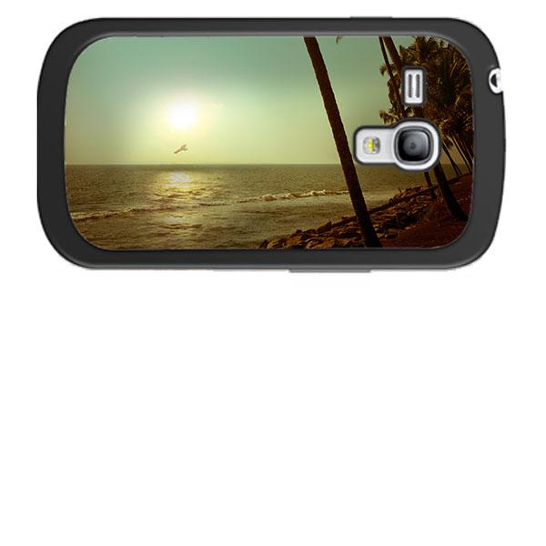 Samsung Galaxy S3 mini Hardcase hoesje met foto