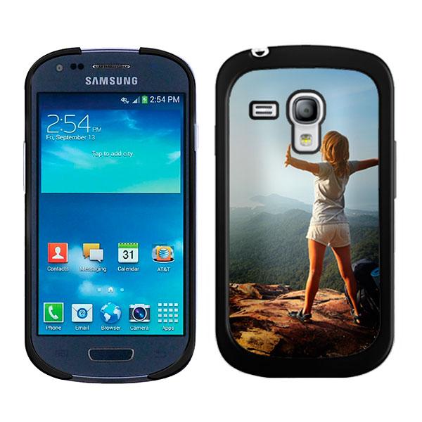 Coque personnalisée rigide Samsung Galaxy S3 mini