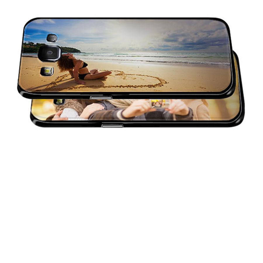 Galaxy A7 hardcase maken