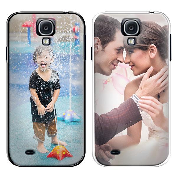 Samsung Galaxy S4 Softcase hoesje met foto
