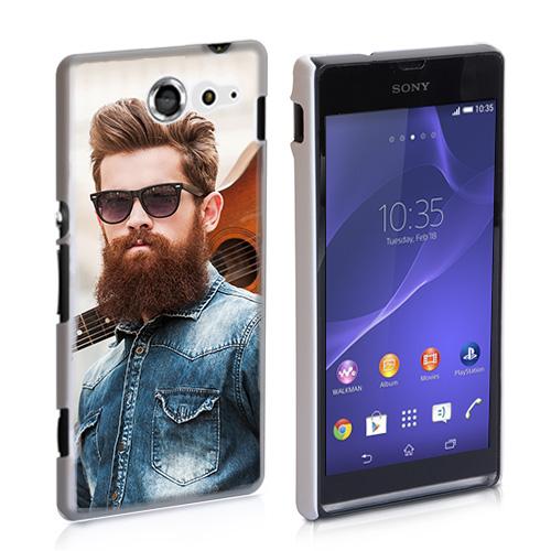 Sony Xperia M2 telefoonhoesje ontwerpen