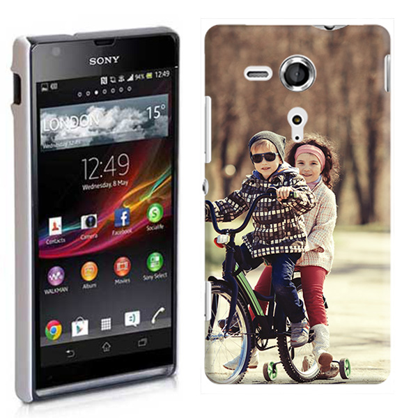 coque personnalisée Sony Xperia SP