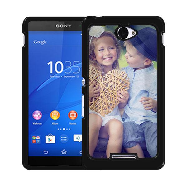 Sony Xperia E4 hoesje met foto