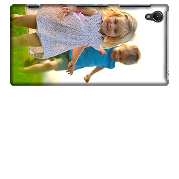 coque personnalisée Sony Xperia Z1 impression sur la tranche