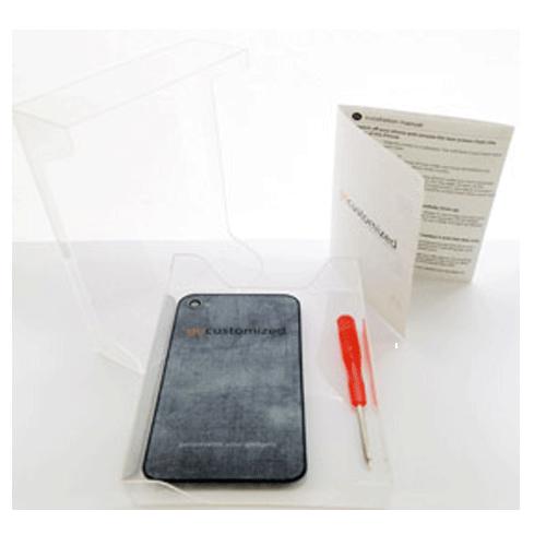 iPhone 4 backcover ontwerpen