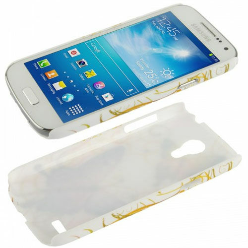 Samsung Galaxy S4 mini Hardcase hoesjemet foto
