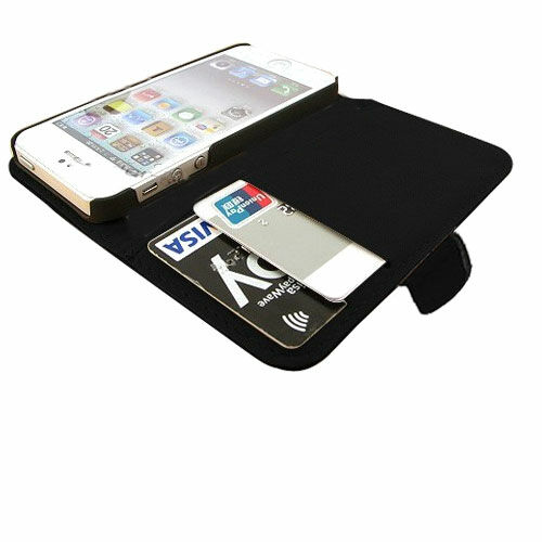 iphone 4s walletcase met foto