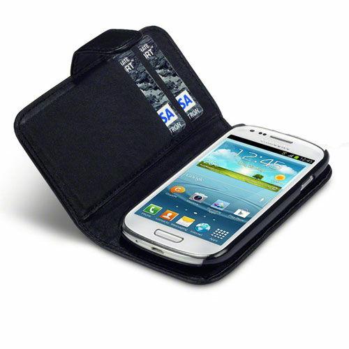 Samsung Galaxy S3 portefeuille case ontwerpen